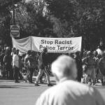 """Stop Racist Police Terror"" by Hollagraphy"