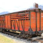 """Railway Box Cars"" by rhamm"