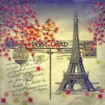 """Autumn in Paris"" by lizmix"