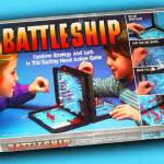 """Battleship Board Game Painting"" by RubinoFineArt"