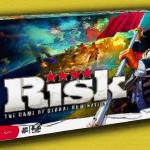 """GAME.risk.24X16.ssss"" by RubinoFineArt"