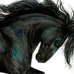 """Turquoise Dreamer"" by AmyLynBihrle"