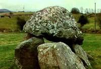 Carrowmore Dolmen, Sligo, Ireland 1985