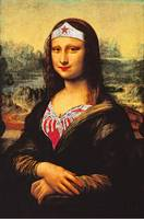 da Vinci's Wonder Woman