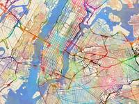 New York City Street Map