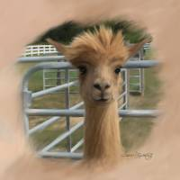 BAD HAIR DAY Art Prints & Posters by SUSAN LIPSCHUTZ