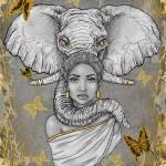 """wisdom"" by Kiratheartist"