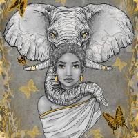 wisdom Art Prints & Posters by Shakira Rivers
