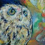 """Owl"" by creese"