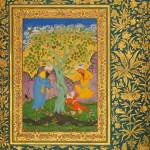 """A Youth Fallen From a Tree, Folio from the Shah Ja"" by motionage"