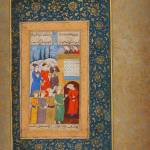 """Adam and Four Prophets - 17th century Islamic Art"" by motionage"