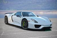 2014 Porsche 918 Spyder at Folsom