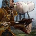 """""""Airship"""" by SharsImagination"""