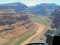 Flying Through the Grand Canyon