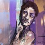 """""""A Woman Daydreams"""" by DavidBleakley"""
