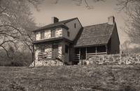 The Gilpin House Monochrome