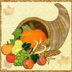 """Elegant Thanksgiving"" by ReneeLozenGraphics"