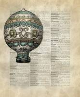 Vintage_DictionaryArt_HotAirBalloon_3