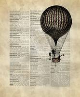 Vintage_DictionaryArt_HotAirBalloon_2