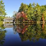 """Sturbridge Massachusetts Fall Foliage"" by LukeMoore"