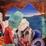 """Crystal Cavern"" by 1RachelVerdi1"