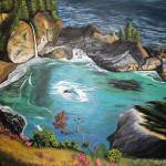 """McWay Falls"" by 1RachelVerdi1"