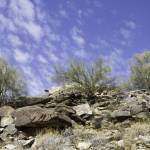 """South Mountain 5-9-13 130"" by digitallightcreations"