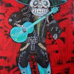"""Spirit Of The Mariachi"" by ArtPrints"
