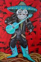 Spirit Of The Mariachi