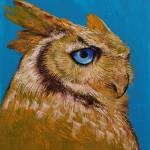 """Great Horned Owl"" by creese"