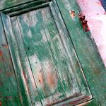 """Green Door in New Orleans"" by Groecar"