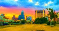 Austin Texas Skyline-Eastside-1