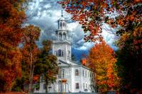 First Congregational Church Bennington VT  #802