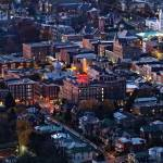 """staunton night aerial feat SJH"" by aaslestad"