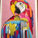 """""""RED MACAW"""" by ROFFEART"""