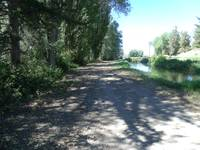 Malin Park Dirt Path and Irrigation Canal 1