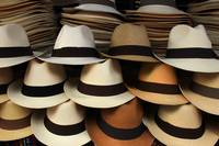 Hats at the Market