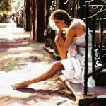 """Contemplation"" by artbyjames"