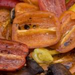"""""""Grilled Roasted Bell Peppers"""" by lightningman"""
