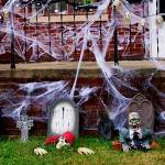 """""""Halloween outside decorations"""" by globetrotter1"""