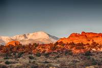 Pike's Peak and Kissing Camels