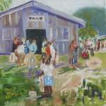 """Church Day in Belize By JHardison"" by jhardison"