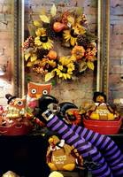 October November Shop Fall Display
