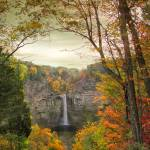 """October at Taughannock"" by JessicaJenney"