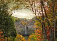 October at Taughannock