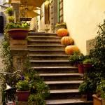 """""""Autumn Stairwell"""" by raetucker"""