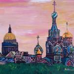 """Saint Petersburg II"" by arthop77"