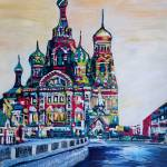 """Saint Petersburg I"" by arthop77"