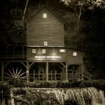 """Hodgson Gristmill - Evening  (1 of 1)"" by robertfrederick"
