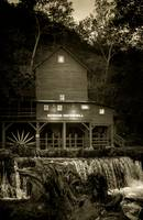 Hodgson Gristmill - Evening  (1 of 1)